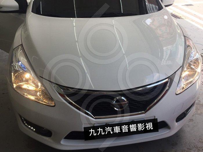 Nissan日產-Tiida恆溫-10吋安卓專用機.Android.觸控螢幕usb.導航.網路電視.公司貨保固一年