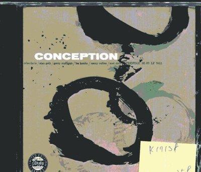 *真音樂* NILES DAVIS / CONCEPTION 全新 K17137