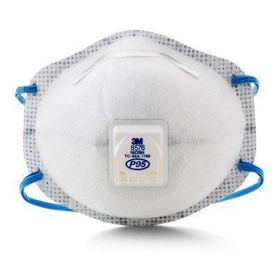 3M-P95口罩 10入/盒 現貨 含活性碳拋棄式防塵口罩 8576