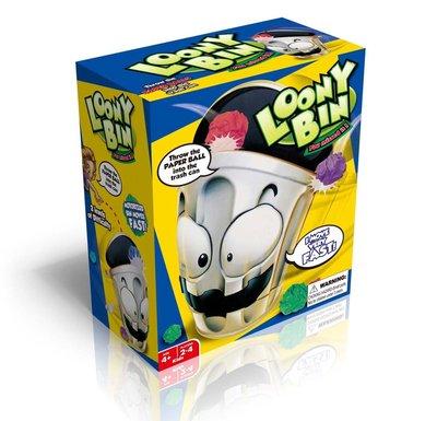 佳佳玩具 ----- 瘋狂垃圾桶  LOONY BIN 多人桌遊 互動遊戲 益智玩具 桌遊 【050836】