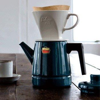 【樂樂日貨】日本代購 富士琺瑯 FUJIHORO 咖啡壺 開水壺 琺瑯壺 1.6L  5色可選 網拍最便宜