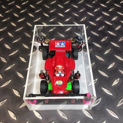 IDCF |田宮 TAMIYA  00050 台製展示盒 可當驗車盒使用 田宮規格