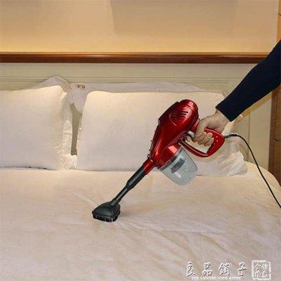 牛太太吸塵器家用床鋪除蟎超靜音 強力迷妳小型手持式吸塵機QM
