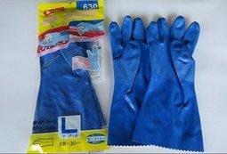 愛麗絲的雜貨舖~~~NBR #630 730耐油耐甲苯耐酸鹼手套 M-5L~每雙120 ~2打免運費
