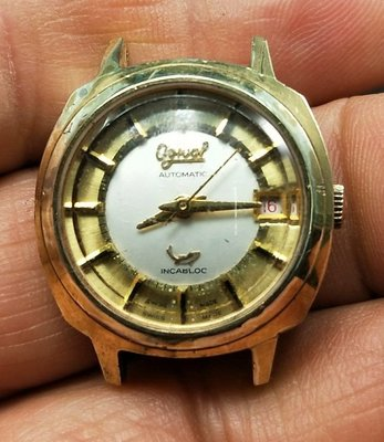 OQ精品腕錶   瑞士愛其華女自動錶機械錶無錶带不含龍頭23MM