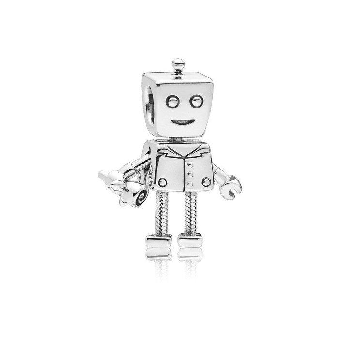 【金永珍珠寶鐘錶】實體店面*PANDORA潘朵拉 保證原廠真品 797819 機器人 秒殺現貨*