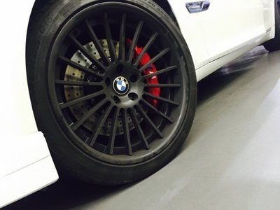 BMW X1 X3 X4 X5 X6 Z4 F25 前大四活塞 後加大碟雙片式碟盤