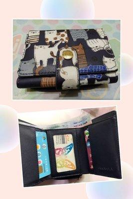可愛日韓卡通長夾 錢包 皮夾 手拿氣質錢包手拿包 長款皮夾皮包零錢包