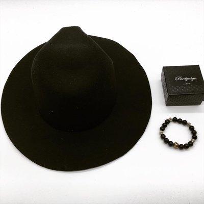 BIRDYEDGE 設計 歐美 大帽穿搭 禮帽 帽子 CAMP 紳士帽 鴨舌帽