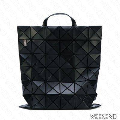 【WEEKEND】 BAO BAO Issey Miyake Flat Pack 三宅一生 後背包 黑色