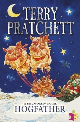 [文閲原版]碟形世界20:圣豬老爹 英文原版 科幻小說 Discworld Novel 20 Hogfather Terry Pratchett 特里普拉切特