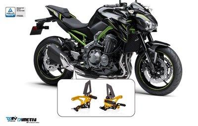 【R.S MOTO】KAWASAKI Z900 17-19 腳踏後移組 DMV
