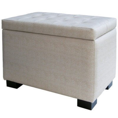 【家具先生】SC-005 【SNOW】掀蓋收納椅