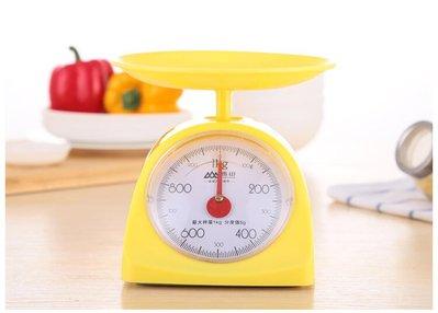 正品香山廚房 彈簧秤1kg500g 計量稱圓盤 烘焙秤 必勝客披薩專用~xle268057