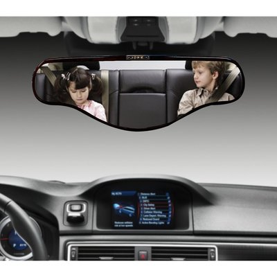 【JR佳睿精品】三菱 Outlander 寶貝鏡 視野放大 車內後照鏡 室內鏡 廣角鏡 290x92mm
