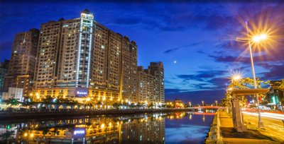 【AA@A店】台南維悅酒店雅緻雙人房含二早㊣著名景點安平區~限量下殺↘1650