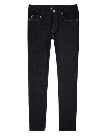 專櫃真品 Love Moschino 黑色高腰牛仔褲👖
