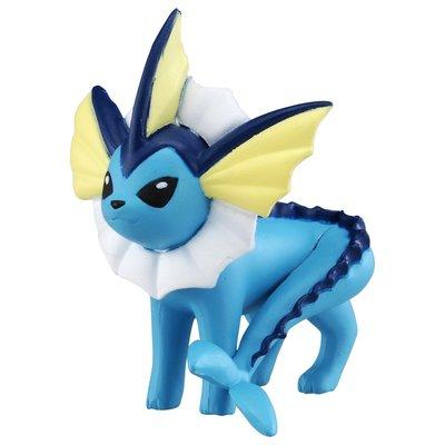 Takara Tomy Pokemon 精靈寶可夢 Moncolle EX 模型 59 水伊貝 #599340