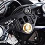 【貝爾摩托車精品店】OVER R3 上三角台 黑色...