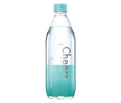 泰山Cheers氣泡水(500mlx24入/箱)