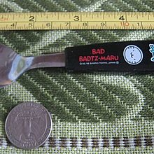 XO不銹鋼小匙羮 Sanrio1995 Bad Badtz- Maru正版 包平郵