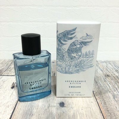 Maple麋鹿小舖 Abercrombie&Fitch * AF 男性古龍水A&F EMBARK COLOGN*50ml