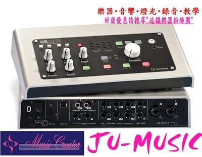 造韻樂器音響-JU-MUSIC- 全新 Steinberg UR28M USB 電腦 錄音 介面 個人 錄音室 適用直播
