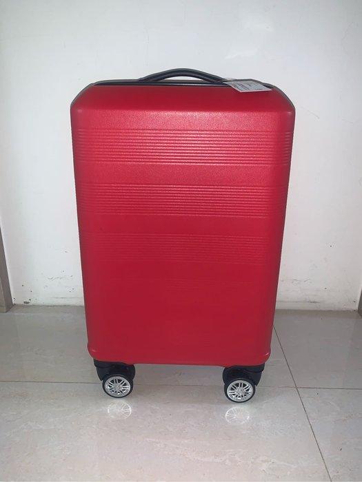 DISEGNO全新紅色20吋行李箱