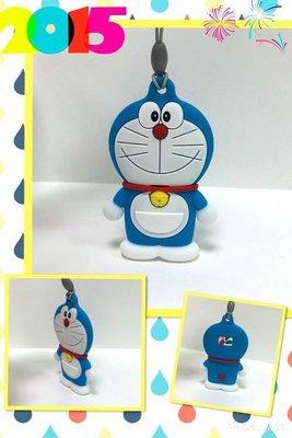 小叮噹 哆啦A夢 3D 矽膠 悠遊卡 。連日本人也驚嘆!