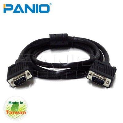 15pin/VGA/公公線/螢幕延長線/投影機延長線/螢幕連接線【一條】3米《✤PANIO國瑭資訊》