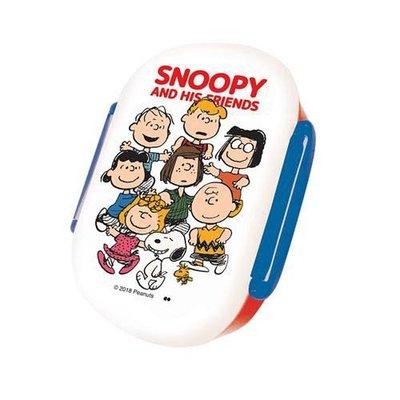 {阿猴達可達} 日本空運 SNOOPY 史努比 史努比的好朋友 保鮮盒 食物容器 便當盒 午餐盒全新特價250元 日本製