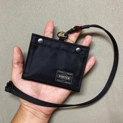 WAN WAN 日本亂亂買。日本製。PORTER X ILS。LYD383-18125。聯名。證件夾