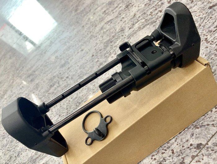 JHS(金和勝 生存遊戲專賣)HK416C GBB 槍托 8553