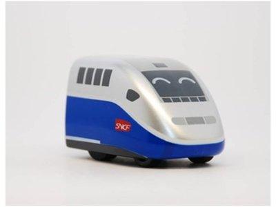 TRAIL 鐵支路 Q版迴力車 法國高鐵TGV QV040