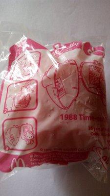 McDonald 麥當勞 Hello Kitty 35周年蘋果公仔 -  1988  (包平郵)