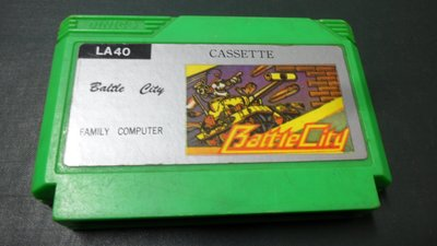 黑色小館------遊戲卡帶d------battie city