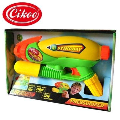 CIKOO遠射程高壓水槍玩具寶寶水槍兒童