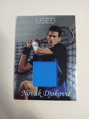 Novak Djokovic 2011 ACE 大球衣卡