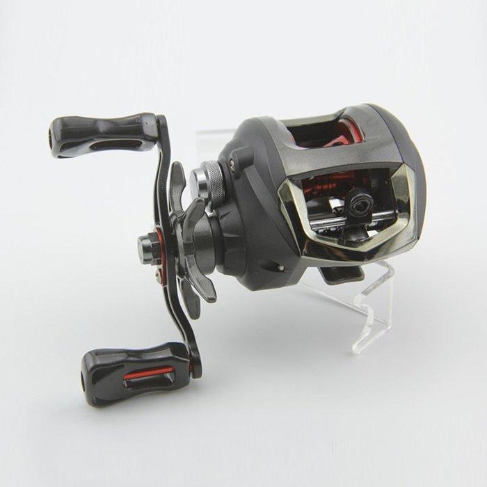 特價小烏龜11軸路亞雙軸捲線器防炸線磁力剎車全金屬頭