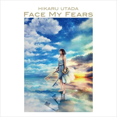 Face My Fears(台壓) / 宇多田光 Hikaru Utada---19075933152