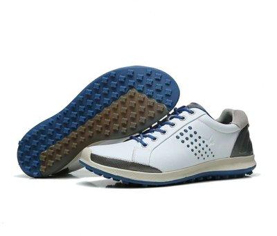 ECCO愛步男鞋2020新款高爾夫球鞋運動戶外透氣男士健步鞋151514