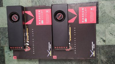 微星原廠Radeon™ RX Vega 64 8G