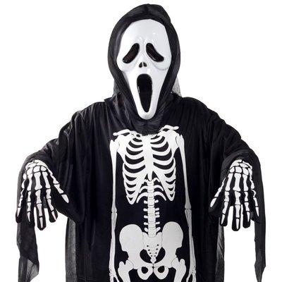 驚聲尖叫成人全套 經典款 萬聖節角色扮演 Halloween cosplay 化粧舞會 MASK