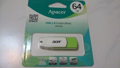Apacer精選 超值隨身碟   64GB 新北市