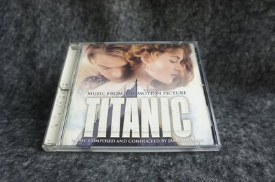 [ CD ] Titanic - 鐵達尼號 / My Heart Will Go On