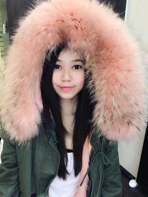 凱飛星球☆2017 moussy N3B 長版短版日本真正原單VIVI軍裝外套SLY大衣毛毛內膽可拆單穿2016保暖外套