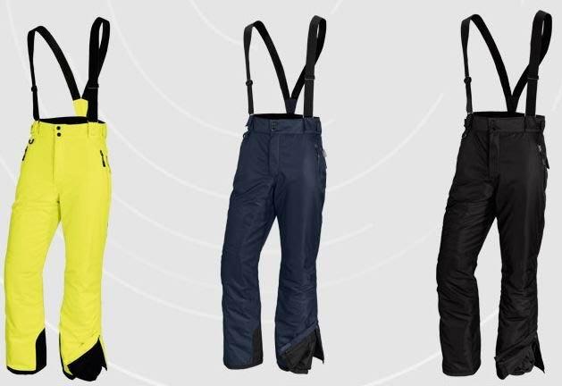 香港OUTLET代購德國CRIVIT戶外專業滑雪褲有RECCO 運動褲防水防風 保暖 沖鋒褲 登山褲 新雪麗材質 滑雪服