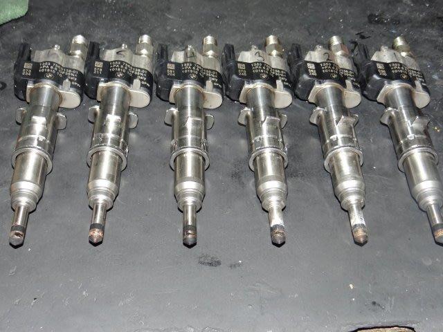 BMW 缸內直噴 噴油嘴清洗測試 N54 N55 335 535 X6#13537585261 #13538616079