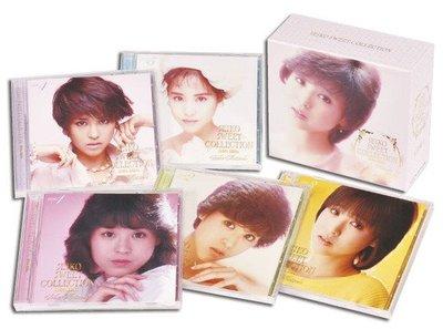 日版全新未拆已絕版 --- 松田聖子 Seiko Matsuda --- SEIKO SWEET COLLECTION