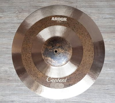 *雅典樂器世界* 極品 Centent ARDOR 20吋 Ride 專業級 手工銅鈸 Zildjian K 同級